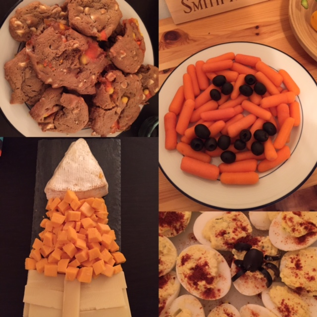 Pinterest Test Kitchen: Halloween Party Food Edition