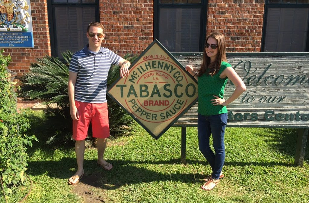 A Trip to the TABASCO Factory!