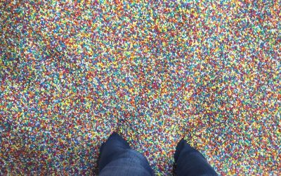 Diving Into a Pool of Sprinkles: A Visit to the Museum of Ice Cream